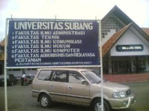 universitas subang