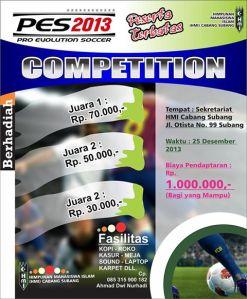 Turnamen PES 2013