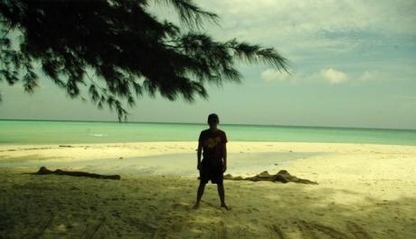 pasir putih karimun jawa